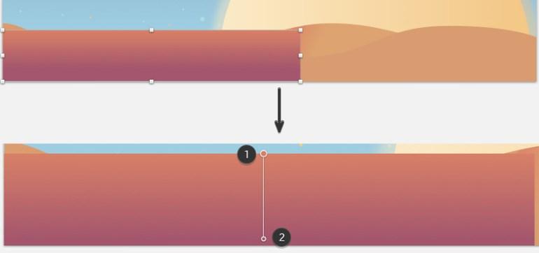 Third sand dune shape