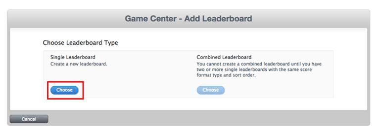 Add a leaderboard