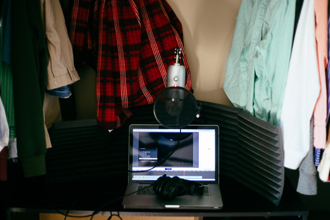 Screencasting Setup