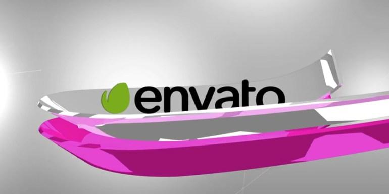 3D Lines 3D Logo