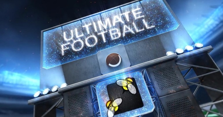 Ultimate football broadcast package