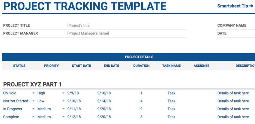Project Tracking Template on 1988 Chevy Nova Fuse Box Diagram