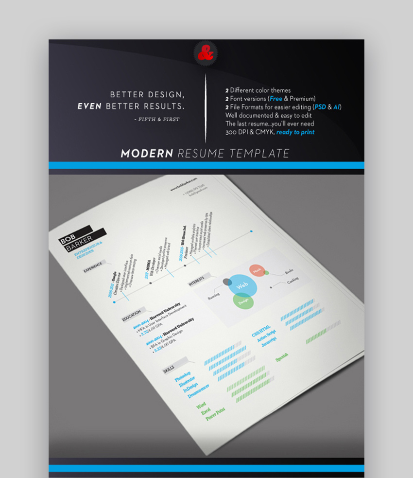 Edit Resume 20 Simple Resume Templates Easy To Customize Edit Quickly