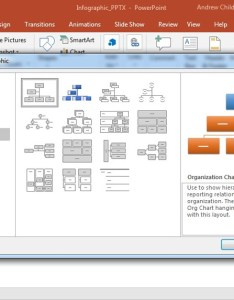 Org chart insert in smartart also how to create organizational charts powerpoint with templates rh business tutsplus