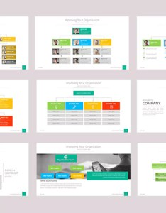 Org charts in powerpoint template also how to create organizational with templates rh business tutsplus