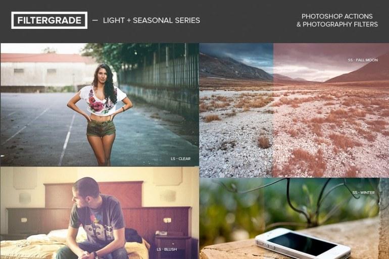 Filtergrade Light  Seasonal