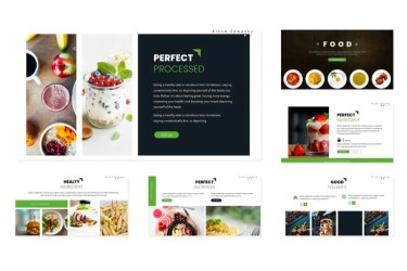 20+ Free Food Restaurant & Menu PowerPoint Templates Presentations Downloads 2020