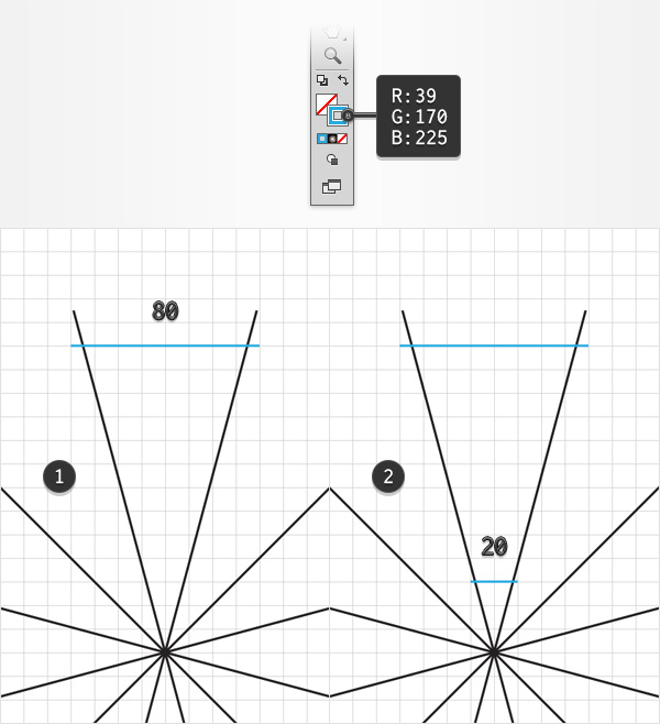 How to Create a Simple Spider Web Illustration in Adobe