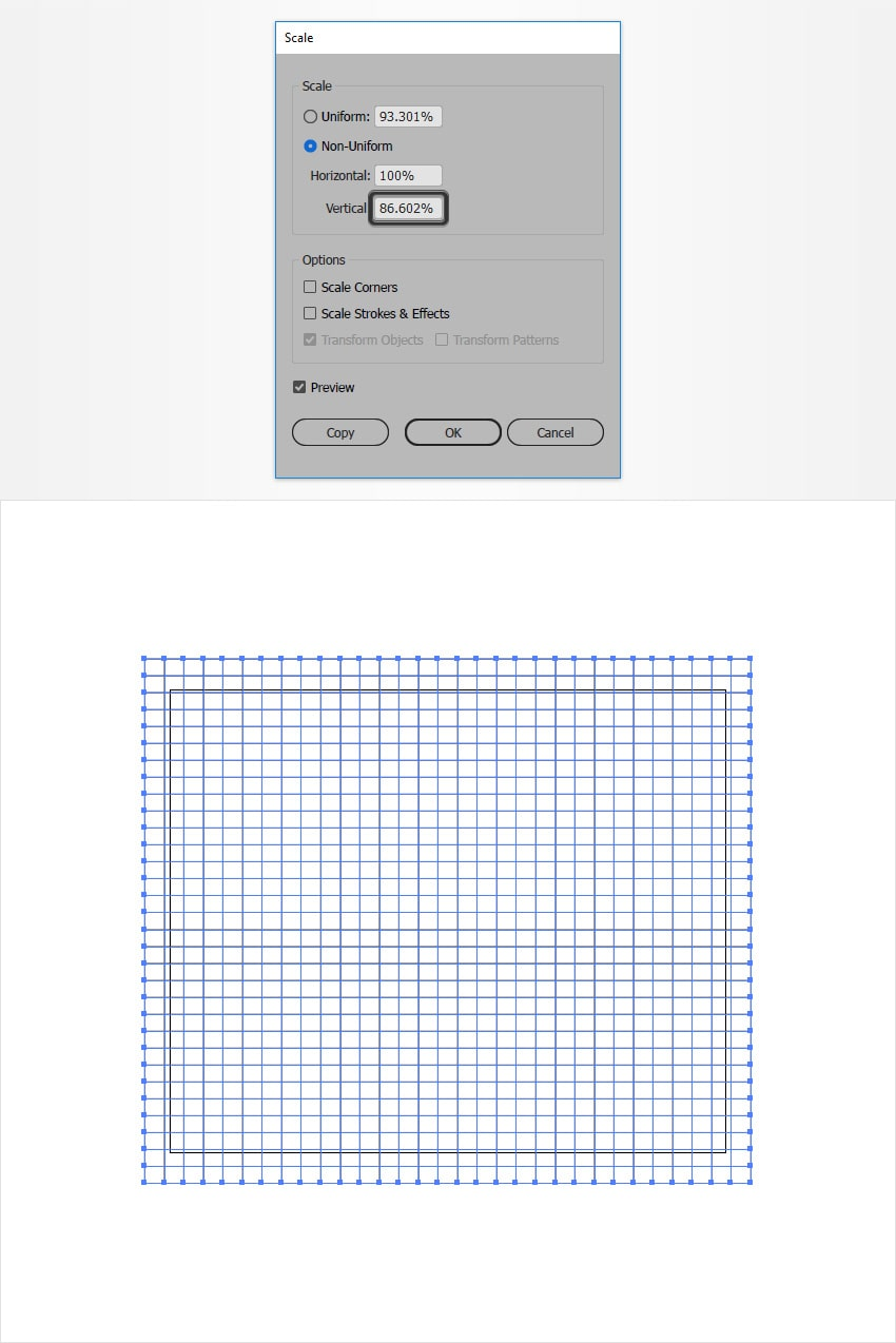 How To Make A Grid In Photoshop : photoshop, Quick, Create, Isometric, Minutes!