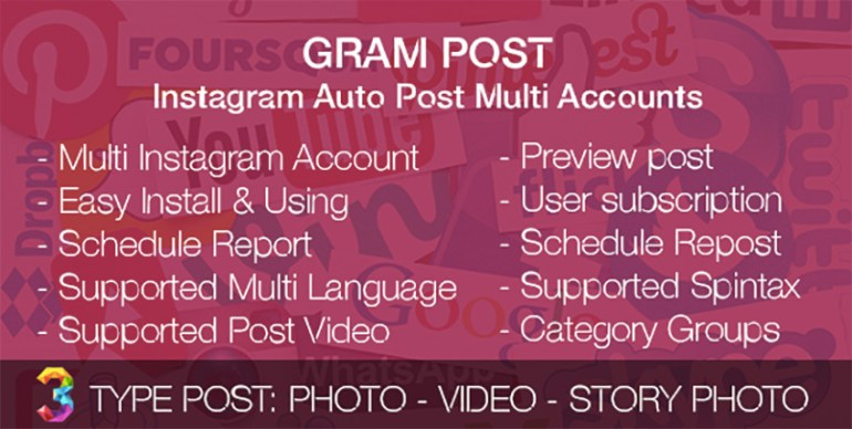 Gram Post