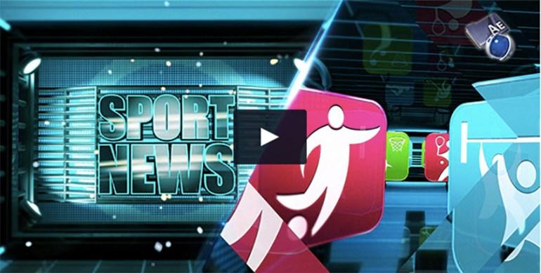 Sport News Intro