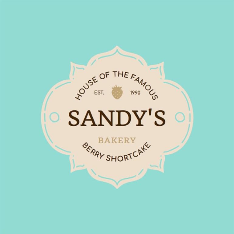 Bakery Business Logo Design