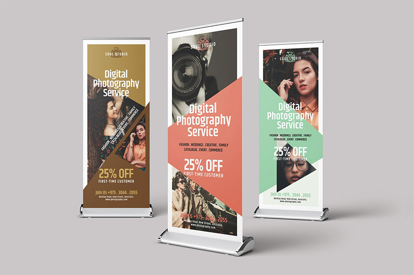 22 creative roll up banner designs