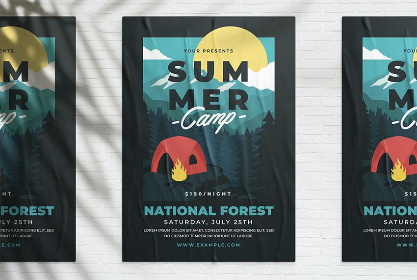 30 beste poster design tutorials fur