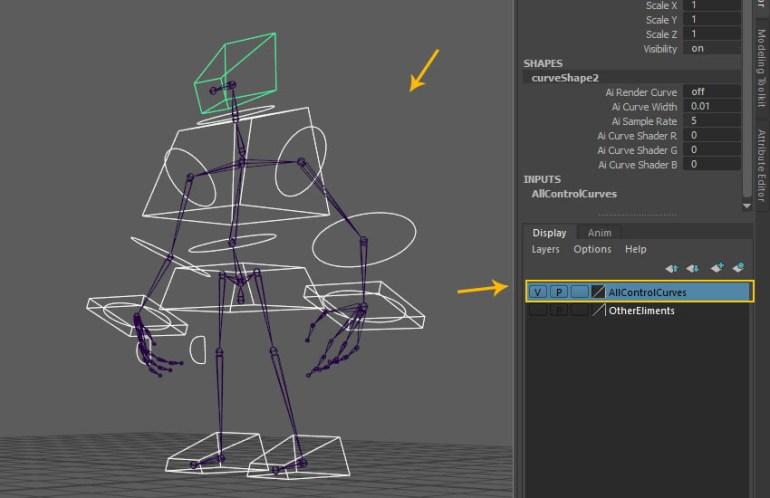 Create a layer