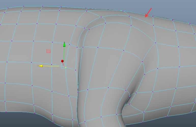 Keep merging required vertices together