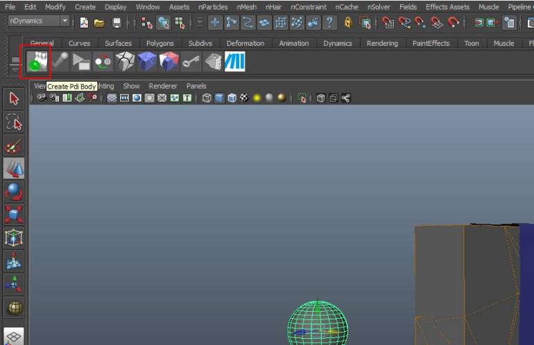 Create Pdi Body icon