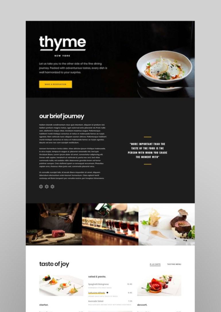 Gastro - Multipurpose Cafe  Restaurant WordPress Theme