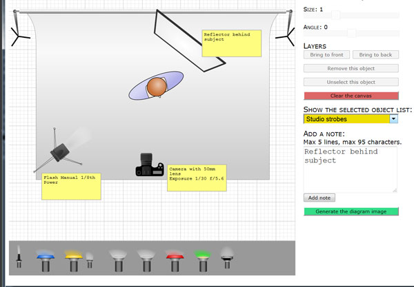 studio lighting diagram 1998 isuzu trooper stereo wiring 5 tools to create and share diagrams the new version of online creator allows users labels