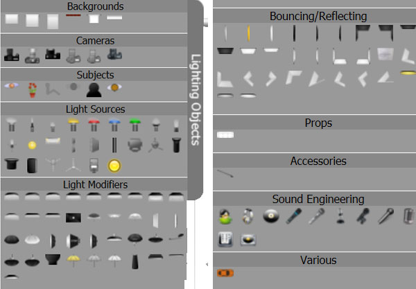 studio lighting diagram 8 pin usb 5 tools to create and share diagrams the oldc has a complete set of systems use in your also