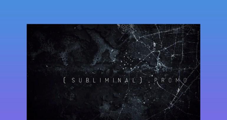 Subliminal  Grunge After Effects Slideshow