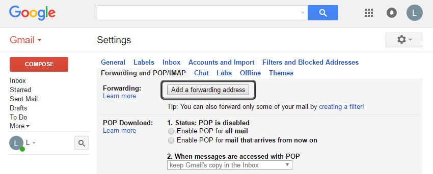 كيف تدمج جميع حسابات البريد الإلكتروني الخاصة بك في حساب