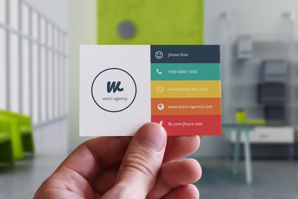 7 نصائح حول المعلومات التي يجب إضافتها إلى بطاقة عملك