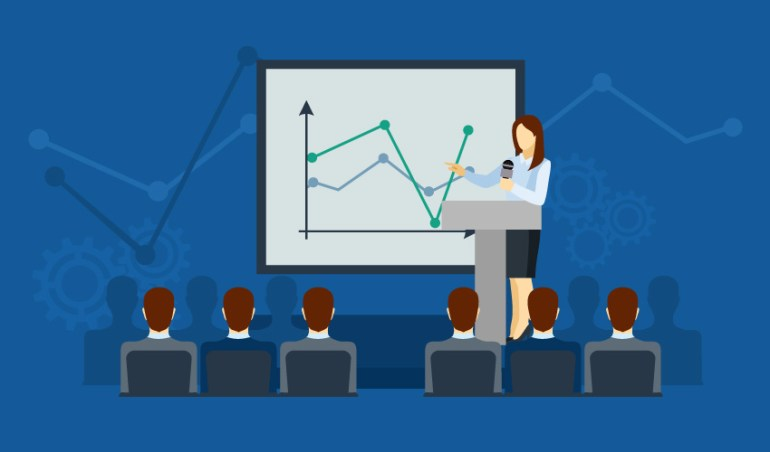 Killer powerpoint presentation tips graphic