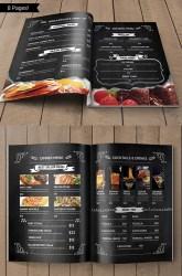 27 Restaurant Menu Templates With Creative Designs