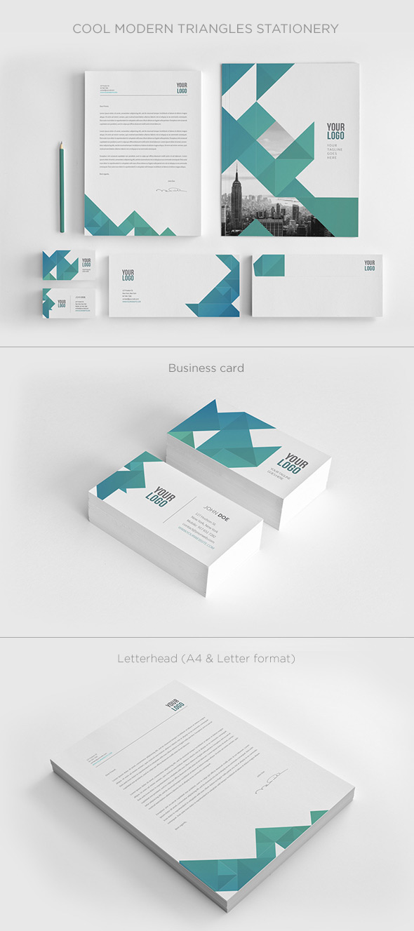 15+ Corporate Brand Identity Packages—with Creative Designs