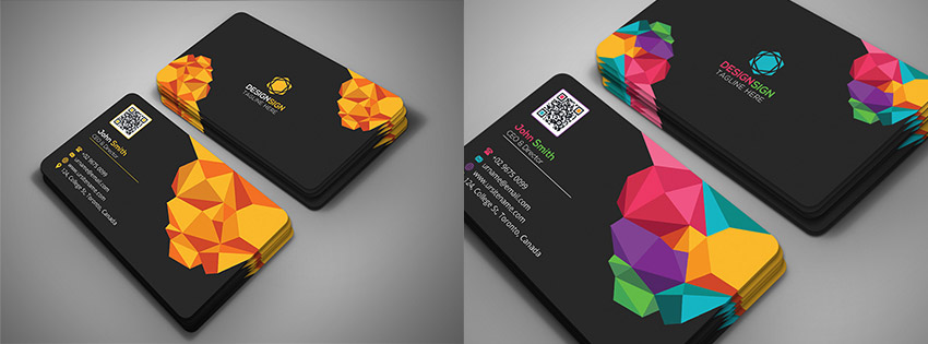 15 Creative Business Card TemplatesWith Unique Designs