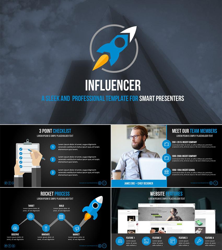 15 Template PowerPoint Profesional  untuk Presentasi Bisnis yang Lebih Baik
