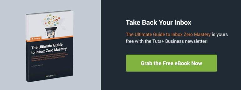 Email Inbox management free ebook