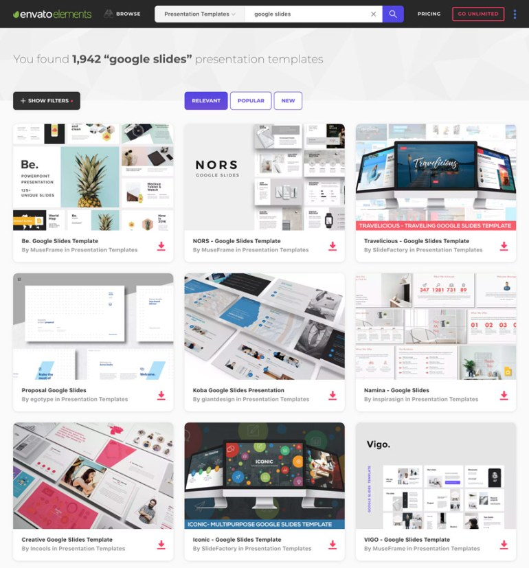 20 cool google slides themes to make presentations in 2018 www 101