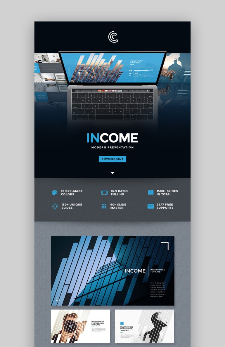 17 best powerpoint template designs for 2017 www 101