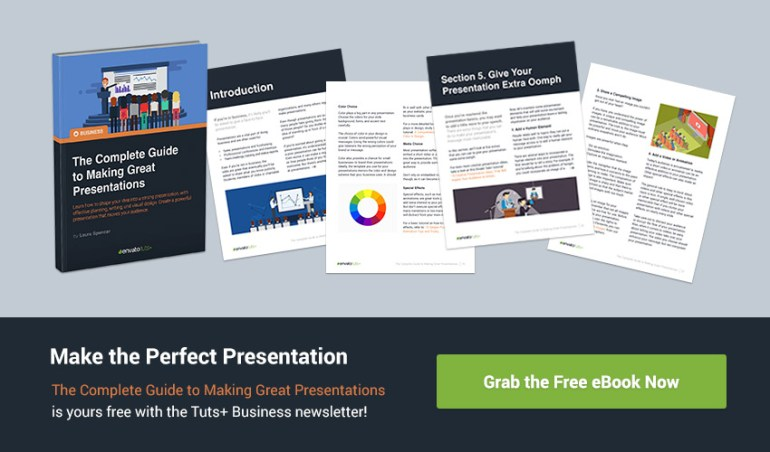 Making Great Presentations Free Guide Download
