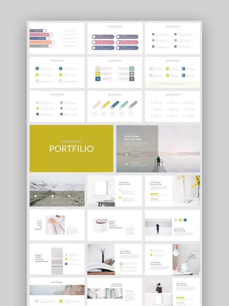 Holds - Multipurpose Google Slides Template