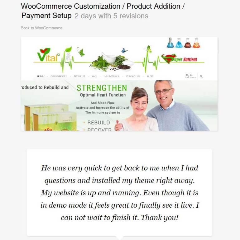 WooCommerce Customization  Product Addition  Payment Setup by AslamHasib