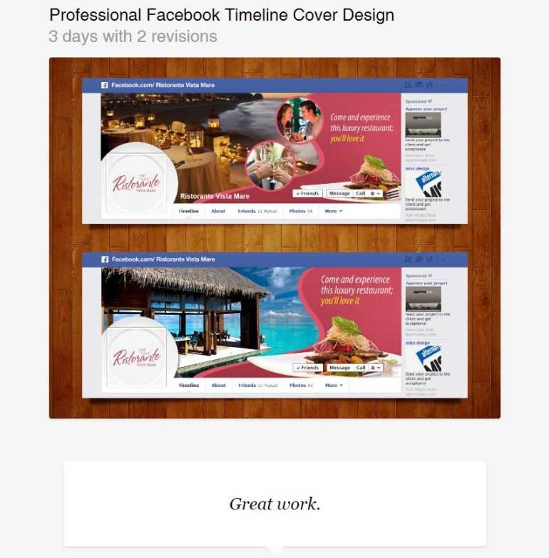 Professional Facebook Timeline Cover Design by sudiptaexpert