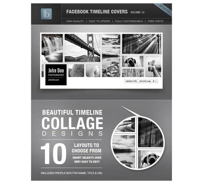 Facebook Timeline Covers  Volume 13