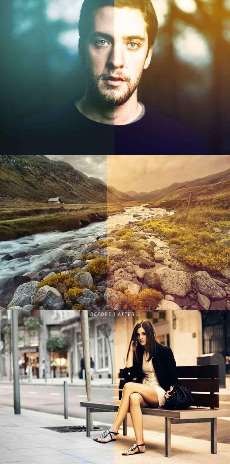 Photography Actions Bundle