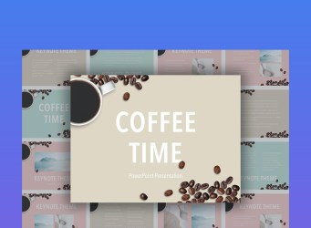 20 Coffee Shop PowerPoint Templates: PPT Ideas to Energize Presentations 2020