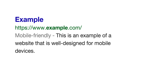 From Google Webmaster Central Blog