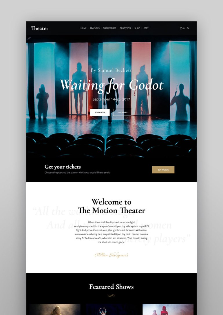 Theater - Concert  Art Event Entertainment Theme