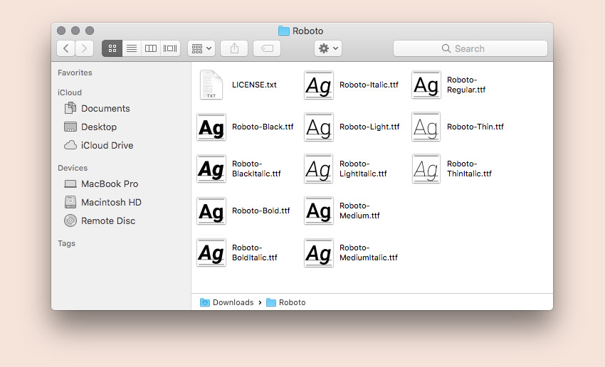 How to Use Variable Fonts on the Web – Unsorted