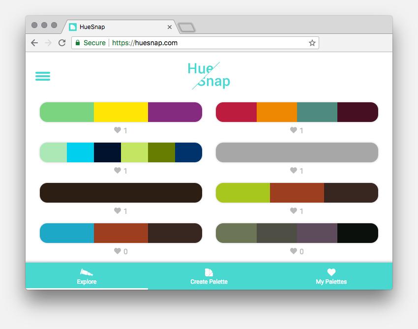 Paletas de Color Personalizadas
