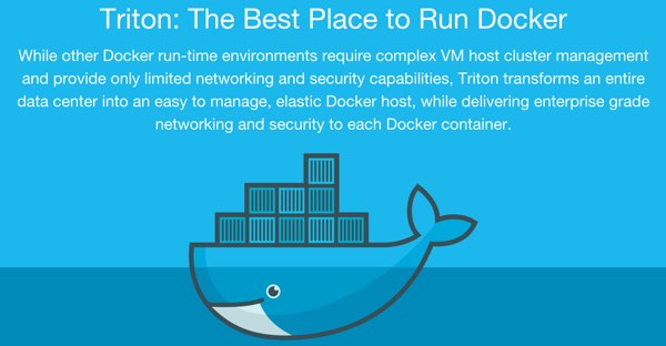 Amazon AWS Alternatives - Joyents Docker Driven Container Offering