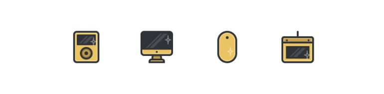 Design icons by Andrei Stefan