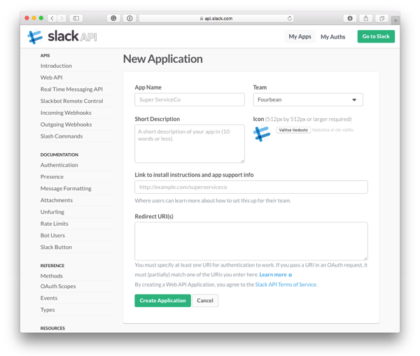 How to Create a Slack Interface for Your PHP Application