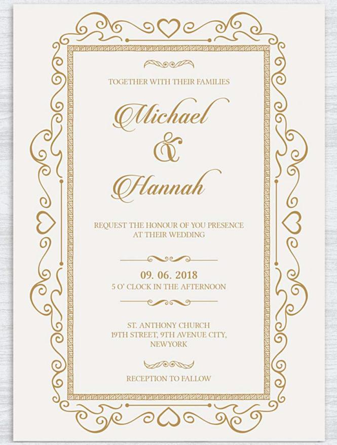 Creating Amazing Wedding Invitations